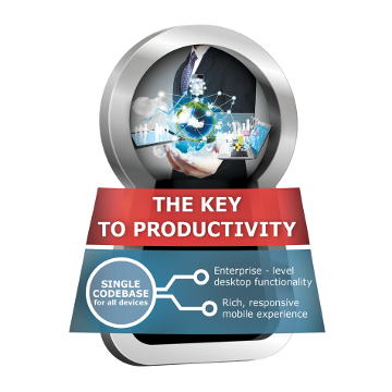 Get the key to productivity from Isomorphic Software, providing the only true single codebase solution for all devices.